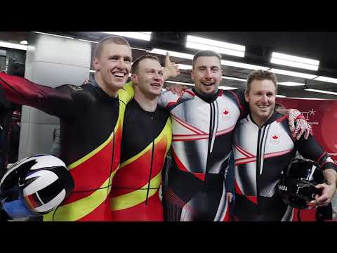 Bobsledder Justin Kripps says his late grandmother predicted Olympic gold