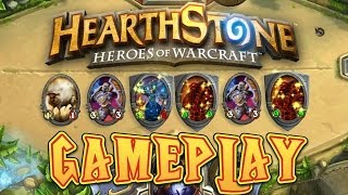 Unleash the Giants (Hearthstone Gameplay)