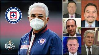 CRUZ AZUL Álvaro Dávila, presidente ejecutivo de La Máquina, confesó tener ANGUSTIA   Futbol Picante