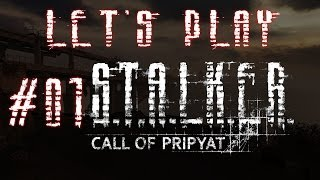 Let's Play STALKER Call of Pripyat (part 1 - Into The Zone)