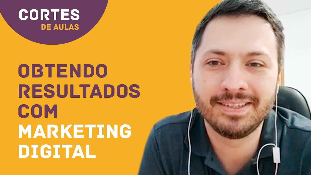 Capa da aula Resultados com Marketing Digital