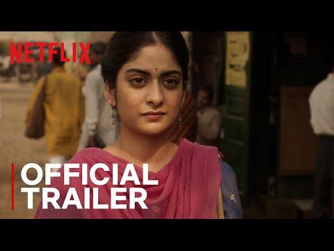 A Suitable Boy | Official Trailer | Tabu, Ishaan Khattar, Tanya Maniktala | Netflix India