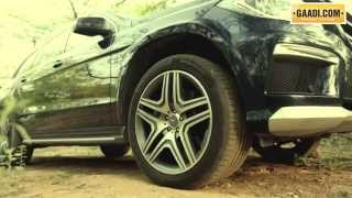 Mercedes GL63AMG road test review in India