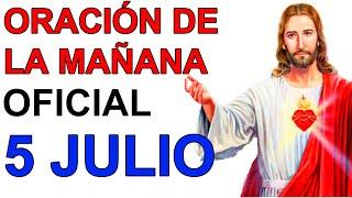 ORACION DE LA MAÑANA DE LA IGLESIA CATOLICA LAUDES LITURGIA DE LAS HORAS 5 JULIO 2020