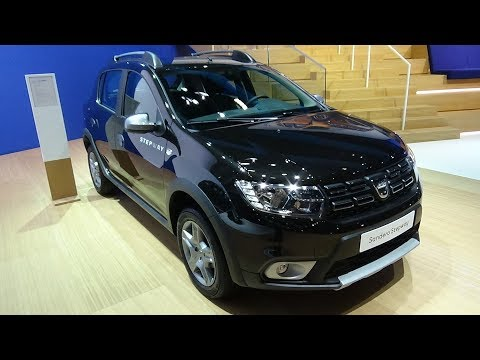 2018 Dacia Sandero Stepway Plus TCe 90 - Exterior and Interior - Auto Show Brussels 2018