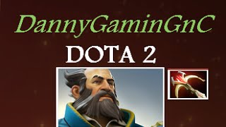 Dota 2 Kunkka Ranked Gameplay with Live Commentary