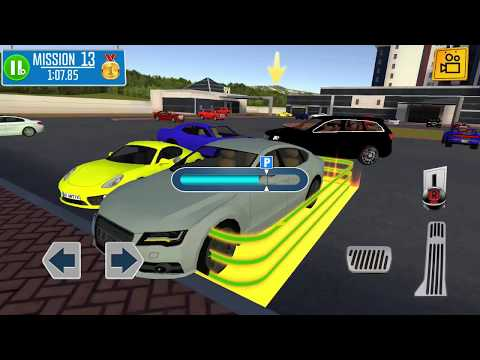 connectYoutube - Roundabout 2 A Real City Driving Parking Sim / Android Gameplay FHD #2