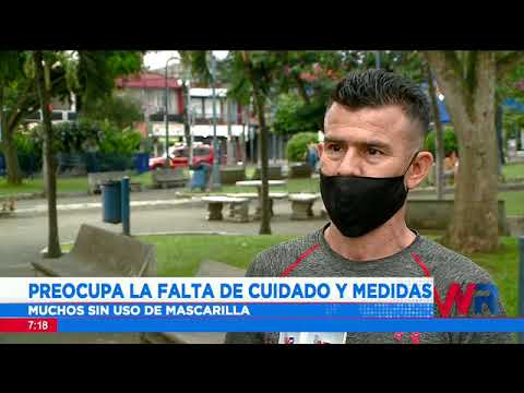 Pérez Zeledón en crisis por casos activos de Covid 19