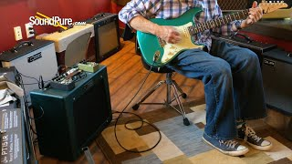 Anderson Icon Classic Shorty Sherwood Green - Quick 'n Dirty