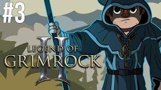 Legend of Grimrock 2 - Part 3 - Evil Plant Overlord! - Gameplay Walkthrough