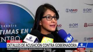¡Exclusivo! Esta es la acusación contra la Gobernadora de Putumayo por trágica avalancha en Mocoa
