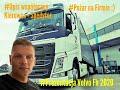 PREZENTACJA VOLVO FH 2020 | POŻAR NA FIRMIE | Damiano Driver