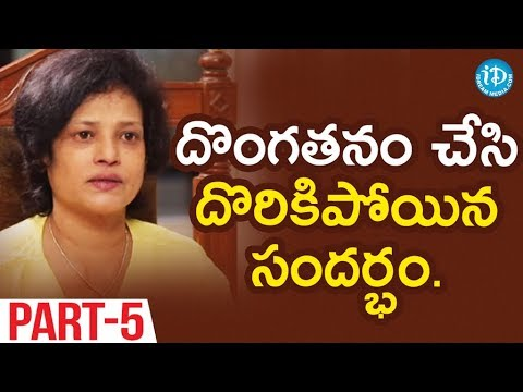 Actress Disco Shanti Exclusive Interview Part #5    Talking Movies With iDream