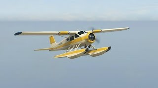 GTA 5 - How to Unlock the Dodo Seaplane