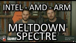 MASSIVE CPU vulnerabilities, Meltdown, Spectre - WAN Show Jan. 5 2018