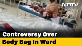 """Unfortunate"": Mumbai Civic Agency On Body Kept In Hospital Ward - NDTV"