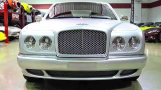 Bentley Arnage Test Run