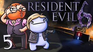 Resident Evil 6 /w Cry! [Part 5] - SANCTUARY!!!!!