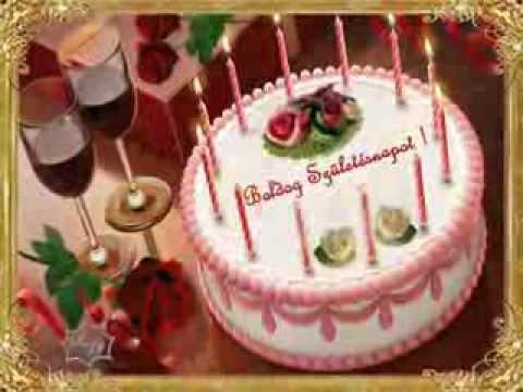youtube com boldog születésnapot Boldog Születésnapot!   TomClip youtube com boldog születésnapot