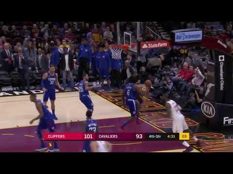 LeBron James embarrasses Austin Rivers