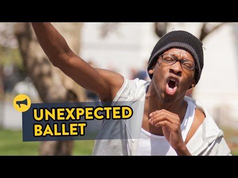 Unexpected Ballet