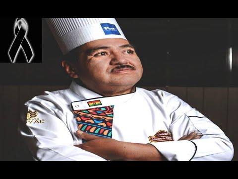 Un adiós que duele, el COVID-19 se lleva al chef Mora