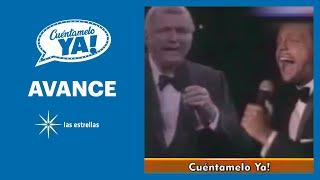 Cuéntamelo Ya!: Hablaremos del dueto Sinatra y Luis Miguel | Este viernes, 12 PM | Las Estrellas