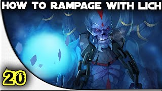 Monday Fails - How to Rampage with Lich