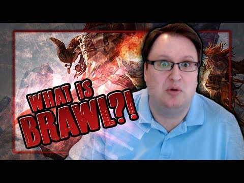 What is BRAWL?! NEW Magic: The Gathering Format