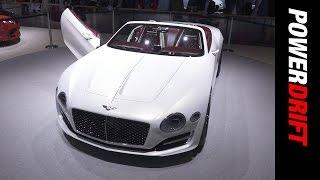 Bentley Bentayga Mulliner and EXP 12 : Geneva Motor Show : PowerDrift