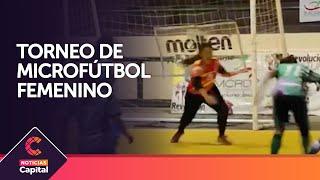 Se jugará un campeonato selectivo de microfútbol femenino