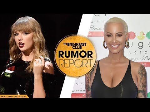 Amber Rose Slams People Calling Her Son Gay For Being a Taylor Swift Fan