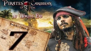 Прохождение Pirates of the Caribbean: At World's End PC [#7]