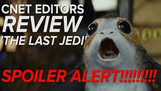Star Wars: The Last Jedi' spoilers and questions