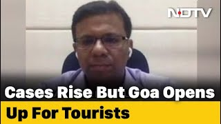 Goa Open To Tourists With Strict Rules: State Minister - NDTV