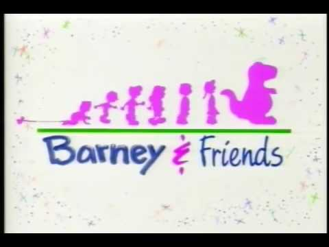 Opening To Barney Friends The Complete First Season Tape 2