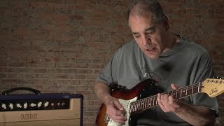 Eddie's Corner - Alternate Approaches to a I-iii-IV-V Chord Change in E - Guitar Lesson