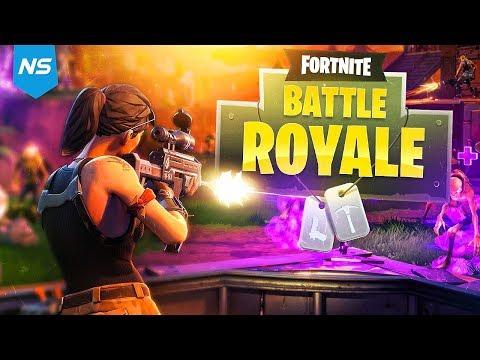Insane 10 Game Win Streak!!!   Fortnite Battle Royale
