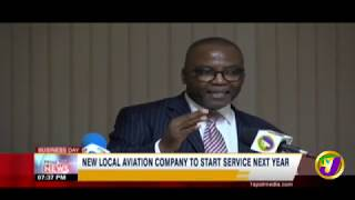 TVJ Business Day: New Jamaican Airline Coming (Oriole) - January 30, 2020