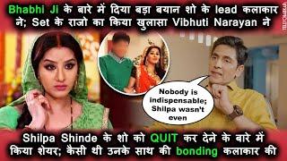 Bhabhi Ji की अदाकारा के साथ अपनी bonding पर दिया बयान Aasif Sheikh ने; QUIT करने पर दिया यह message - TELLYCHAKKAR