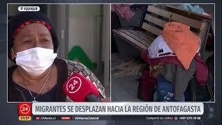 Crisis migratoria: intensifican controles militares en la frontera