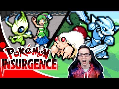 BATTLING MY RIVAL'S CELEBI AND NEW DELTAS! Pokemon Insurgence Let's Play Episode 9