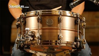 Tama 7x14 Starphonic Copper Snare Drum—Quick 'n' Dirty