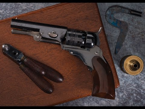 Colt Paterson No. 1 Revolver: Finest of Its Kind