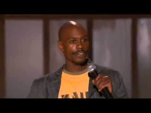 connectYoutube - Dave Chappelle Best stand up comedian in the world, For what its worth.