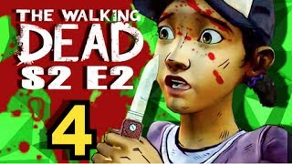 YOU SUCK NICK (Walking Dead Season 2 Episode 2 Part 4)