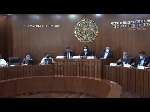 Se aprueba protocolo legal del comité Entrega-Recepción en el Congreso del Estado.