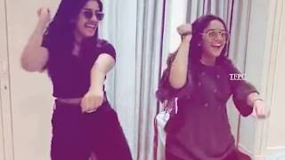 Niharika Konidela Dance With Her Friend - Telugu Film News | Latest Tollywood News | TFPC - TFPC