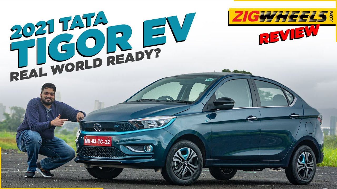 Tata Tigor EV Review | Ready For The Real World?