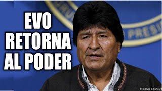 Ultimas noticias BOLIVIA, INMINENTE RETORNO DE EVO NORALES AL PODER 19/10/2020